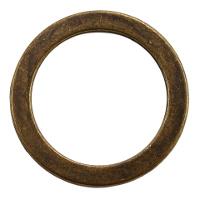 Кольца металлические плоские