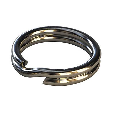 Кольца металлические заводные